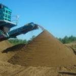 Песок для олимпийской стройки в Сочи подешевел в два раза
