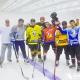 «Олимпийский парк» принял первый хоккейный матч