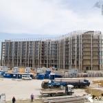 В Сочи строят «подкову»