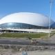 Состоялся первый хоккейный матч в истории олимпийского ледового дворца